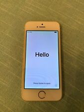 iPhone 5s 16gb Gold Verizon Unlocked - SUPER Condition!  Otterbox case included!