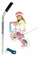 Push Handle Bar  for Kids Bike Bicycle Assistance handle Parent Handle for bike