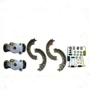 Rear Brake  Shoes Spring Kit Wheel Cylinder fits  1964-1967 Oldsmobil 442 Cutlas