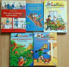 5 Kinderbücher, u.a. Lesepiraten & Leserabe