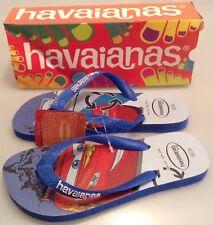 886a73725757a Havaianas H. K. Cars Malibu Blue Flip Flops - Brand New - Size 35 36 (