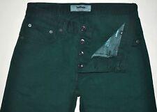NEW Baldwin 77 Pine Cord Drop Yoke Straight Jeans Pants 29X33 $198 RARE *As Is*