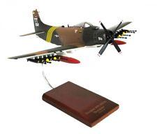 "Douglas A1H Skyraider USAF Model Scale :1/40 15"" X 11.75"""
