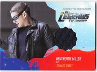 DC Legends of Tomorrow Costume Wardrobe Card Leonard Snart Wentworth Miller M04