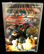 Earth 2150 Lost Souls PC Game Sealed