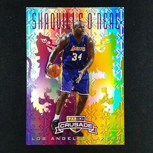 2012-13 Panini Crusade - #134 Shaquille O'Neal Purple Prizm /49 SP! Lakers!