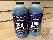 Hot Shot's Secret TBN Booster, Diesel Oil Additive, 2 - 32oz Bottles