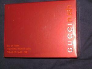 GUCCI RUSH 50ml EDT SPRAY BY GUCCI WOMEN EAU DE TOILETTE PERFUME NEW/SEALED