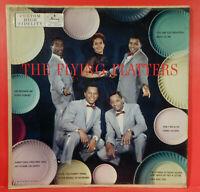 THE FLYING PLATTERS VINYL LP 1957 MONO ORIGINAL PRESS NICE CONDITION! VG/VG+!!