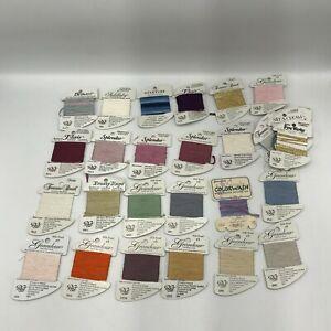 24 Rainbow Gallery Embroidery Thread Grandeur Splendor Flair Etc