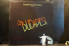 Manfred Mann´s Earth Band - Budapest / Live
