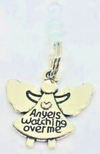 Guardian Angel Dust Plug Mobile Phone charm lucky charm gift talisman protection