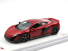 TSM Model TSM430210 - 2015 McLaren 675LT - Volcano Red - 1:43 Resin
