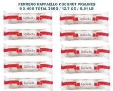 Ferrero Raffaello Coconut Creme With Almond (Pack of 9) Total 360g Free Shipping