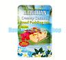 Hawaiian CREAMY COCONUT BREAD PUDDING MIX Hawaii's Best Hawaiian 8oz Luau