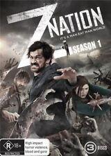 Z Nation : Season 1 (DVD, 2015, 3-Disc Set) DVD New/Sealed Region 4