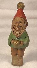 "Jingle ""J""-R 1985~Tom Clark Gnome~Cairn Item #1119~Ed #47~Coa & Story Included"