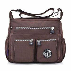 Waterproof Nylon Women Messenger Bags Ladies Handbag Female Crossbody Bags