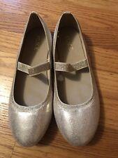 Children's Place Dress Shoes Cream Size 6 NWOT