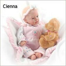 Reborn Doll 4 Peice Outfit For 12 inch Doll Cienna ~ REBORN DOLL SUPPLIES