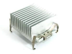 Computer PC Chipset Heat-Sink Finned Heatsink 1 13/16inx2 7/16inx0 15/16in W/