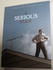 A SERIOUS MAN ( Blu-ray ) Full Slip Case / Limited 700 Copies / Region ALL