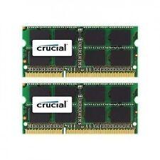 Crucial Ct2k4g3s1067m 8gb Kit Ddr3 1066 SODIMM