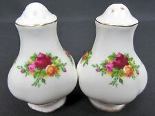 Old Country Roses SALE & PEPE OLIERA, in buonissima condizione, tappi originali Royal Albert