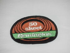 Remington 50 Skeet Shooting Straight patch Shotgun Vintage
