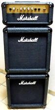 Marshall 8001 valvestate 10 Micro Stack Amp 1991er + excellent état + garantie