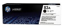 1x HP Genuine 83A CF283A Black Toner LASERJET PRO MFP M125 M127 M201 1.5K Pages