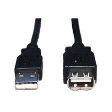 GP1799 USB 2.0 Prolunga Cavo Di Un Maschio-Femmina 1m 100 cm Nero