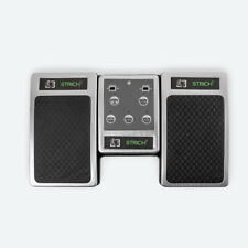 Bluetooth Page Turner Wireless Music Pedal For Guitar Tablets Piano Rechargeable
