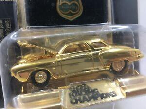 Racing Champs *Hot Rods *24K GOLD 1950 Studebaker Custom **AMAZING *1/60