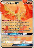 Moltres GX - Custom Pokemon Card