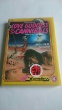 Love Goddess Of The Cannibals (DVD, 2010) Shameless Screen Entertainment