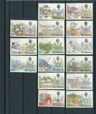 D121731 Flowers Agriculture Scenery MNH St.Helena