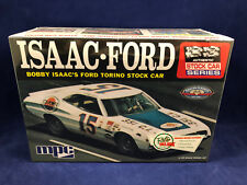 MPC Bobby Isaac's - Ford Torino Stock Car 1:25 Scale Plastic Model Kit 839 NIB