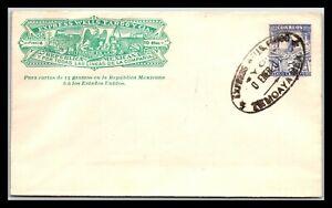 GP GOLDPATH: MEXICO POSTAL STATIONARY 1901 _CV747_P04