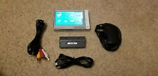 4GB ARCHOS 605 WIFI DIGITAL MEDIA MP3 PLAYER WITH MINI DVR DOCK AND EXTRAS