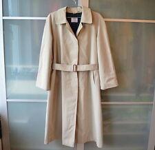 Women's Plus Size Cotton Full Length Casual Coats & Jackets
