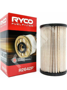 Ryco Fuel Filter FOR AUDI A3 8PA (R2642P)