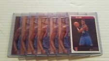 2014-15 JERAMI GRANT PANINI 6-PRIZM & 1-HOOPS RC LOT OF 7 CARDS #282, #293