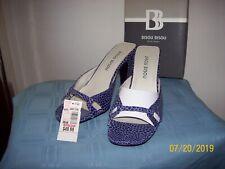 $80 ARV, Bisou-Bisou Ladies Slip-on Shoes, 8M, Violet NIB