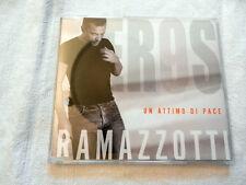 EROS RAMAZZOTTI Un Attimo di Pace CD Musicale Singolo
