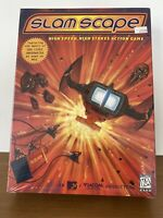 Slamscape PC CD-Rom Big box Computer Game 1996 Windows 95 New And Sealed