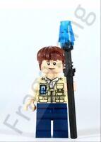 LEGO 75920 Jurassic World Vet Minifigure  (Split from set 75920)