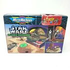 STAR WARS Micro Machines Planet Tatooine Jabba the Hutt Palace 1994 New Open Box