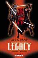STAR WARS - LEGACY - TOME 1 - VF - BD DELCOURT - KRAYT - TALON - R 6636 - M