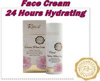 Face Cream 24 -hour Hydrating the Skin - Rose Oil & Apple Stem Cells 50ml RosArt